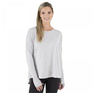 NWT Wander by Hottotties Tunic Top Large Gray